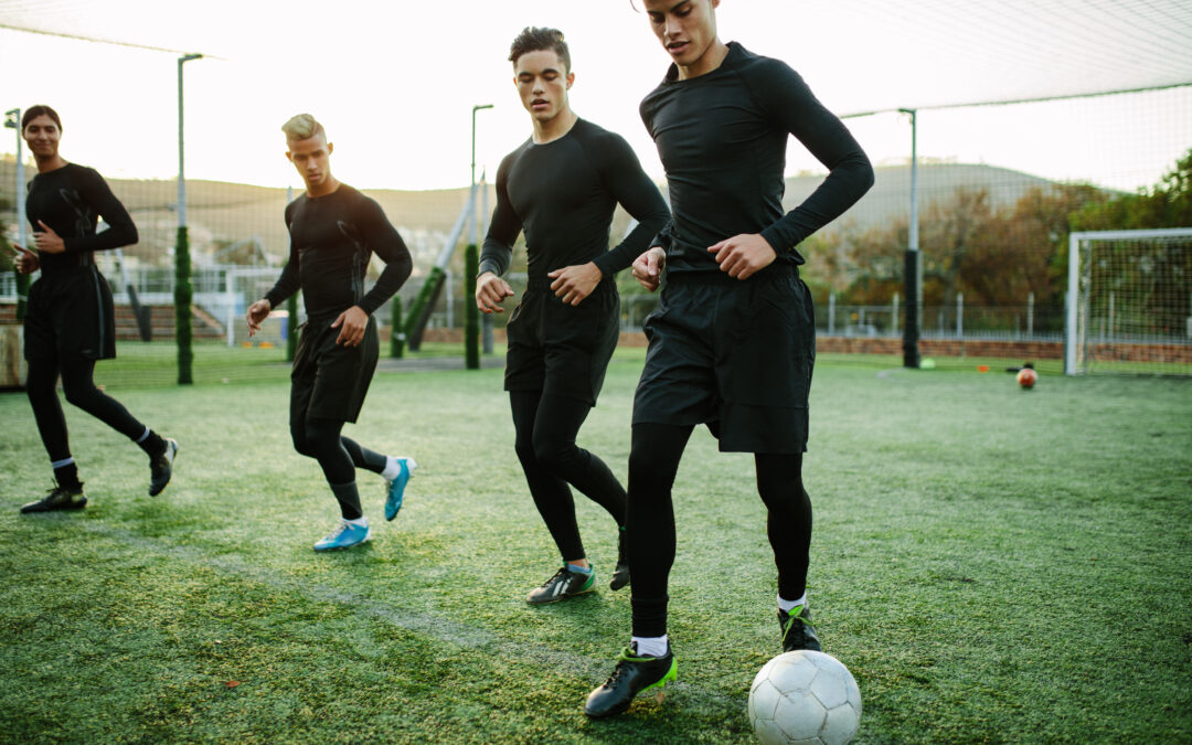 Why join a 5-a-side football league?